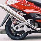 【Racing Shop Yokota】RSY Excellent 不銹鋼全段排氣管:SYM RV125 i(LF12W)用