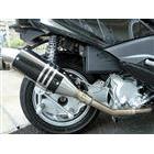 【Racing Shop Yokota】 RSY Spider 全段排氣管:SYM RV125 i(LF12W)用