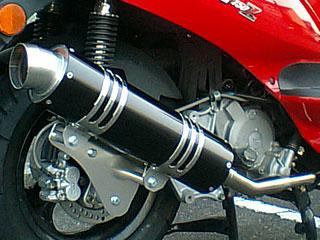RSY Wild Bomb 全段排氣管:SYM RV125i (LF12W)用