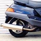 【Racing Shop Yokota】RSY Big Horn 不銹鋼全段排氣管:FREEWAY (MF03)用