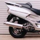 【Racing Shop Yokota】RSY Big Horn 不銹鋼全段排氣管:FORZA (MF06)用