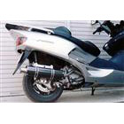 【Racing Shop Yokota】RSY Big Horn 黑色碳纖維全段排氣管:FORZA (MF06)用