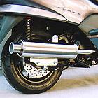 【Racing Shop Yokota】RSY Big Horn 不銹鋼全段排氣管:FORZA (MF08)用