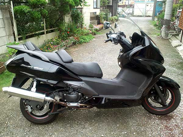 【Racing Shop Yokota】RSY Little Bomb 不銹鋼全段排氣管:Silver Wing 600 (PF01)用 - 「Webike-摩托百貨」