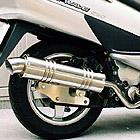【Racing Shop Yokota】RSY Little Bomb 不銹鋼全段排氣管:Skywave 250 (CJ43A)用
