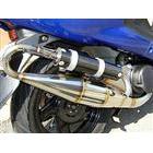 【Racing Shop Yokota】RSY EURO 全不銹鋼膨脹室排氣管:BW'S100(4VP)