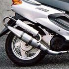 【Racing Shop Yokota】RSY EURO 全不銹鋼膨脹室排氣管:AERO X100・AERO X100
