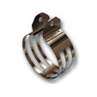 【Racing Shop Yokota】RSY Little Bomb 黑色碳纖維全段排氣管用 消音器束環