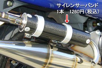 RSY EURO 膨脹室排氣管用 消音器束環