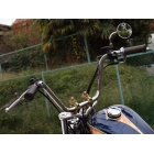 MOTOR ROCK W650 Exclusive 70s Up Handle