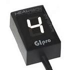 【HEALTECH ELECTRONICS】KAWASAKI GIpro DS-K03 檔位顯示器 白色限定款