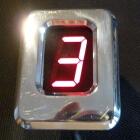 【HEALTECH ELECTRONICS】GIpro+ATRE 鏡面處理保護殼22mm細把手用