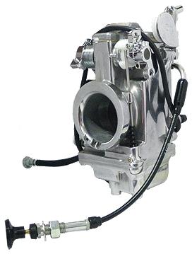Mikuni HSR42 化油器 (拋光本體)