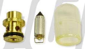 【GUTS CHROME】Mikuni HSR用 止油針閥總成 - 「Webike-摩托百貨」