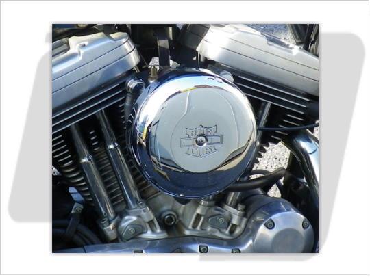 "【GUTS CHROME】7"" 圓型空氣濾清器  CV化油器用 - 「Webike-摩托百貨」"