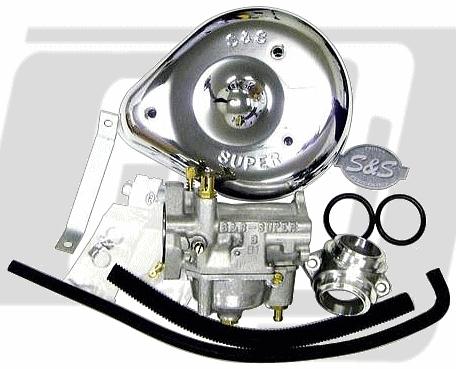 S&S B化油器套件
