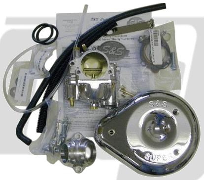 S&S E化油器套件