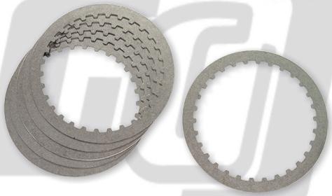 鋼製離合器壓板