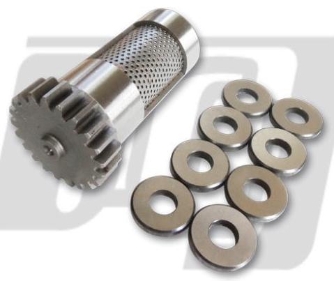 【GUTS CHROME】通氣管齒輪套件 - 「Webike-摩托百貨」