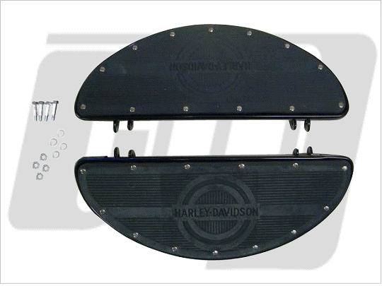 PAUGHCO (黑色)腳踏板