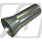 【GUTS CHROME】製作用排氣管尾蓋 (Taper Type)