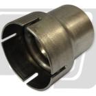 【GUTS CHROME】1-3/4消音器製作用 出口
