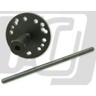 【GUTS CHROME】離合器輪轂拉拔器 (4速3、5柄用)