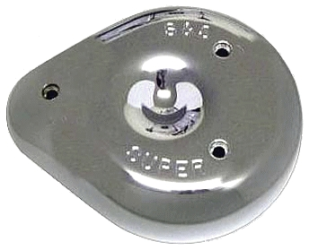 S&S B化油器空氣濾清器外蓋