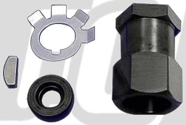 離合器輪轂螺帽套件