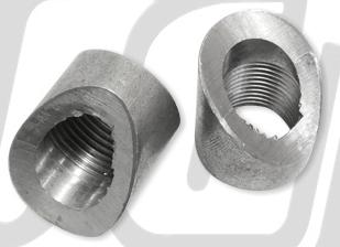 【GUTS CHROME】焊接型O2含氧感知器座 - 「Webike-摩托百貨」