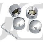 【GUTS CHROME】電鍍汽缸頭螺絲外蓋