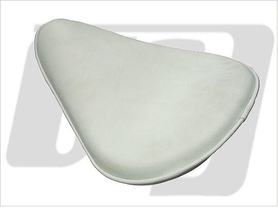 單座坐墊 (白色)