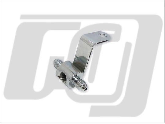 【GUTS CHROME】通用型後用 後90度煞車油管三通 (電鍍) - 「Webike-摩托百貨」