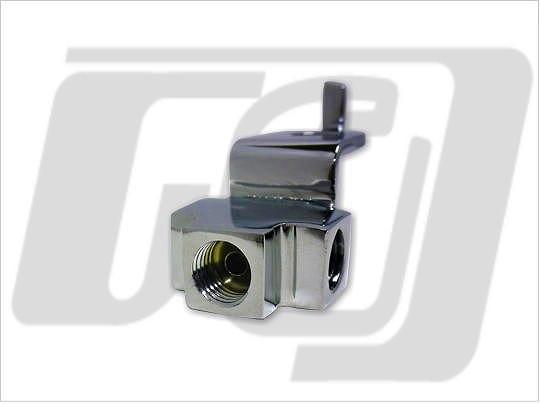 【GUTS CHROME】原廠型煞車油管三通 3/8-24×3 - 「Webike-摩托百貨」