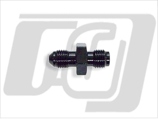 軟管接頭 AN3-3/8-24 (黑色)
