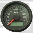 【GUTS CHROME】電子式可調式速度錶