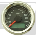 【GUTS CHROME】機械式可調式速度錶