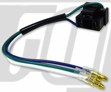 H4頭燈 燈泡插座