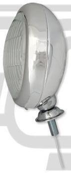 【GUTS CHROME】Vintage Style 霧燈 - 「Webike-摩托百貨」