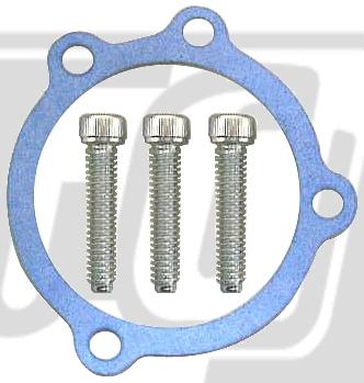【GUTS CHROME】空氣濾清器墊片&空氣濾清器用螺絲組 - 「Webike-摩托百貨」
