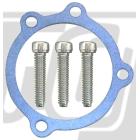 【GUTS CHROME】空氣濾清器墊片&空氣濾清器用螺絲組