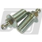 【GUTS CHROME】Shield Type通氣管用 軟管接頭