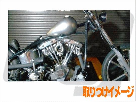 【GUTS CHROME】Chopper油箱 2.2加侖油箱 (20x38cm) - 「Webike-摩托百貨」