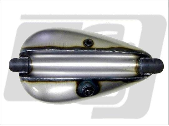 【GUTS CHROME】Chopper油箱 單油箱蓋2.2加侖 - 「Webike-摩托百貨」