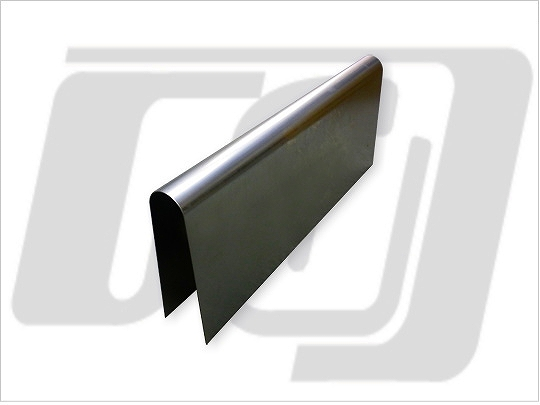 【GUTS CHROME】製作用油箱隧道 50mm - 「Webike-摩托百貨」