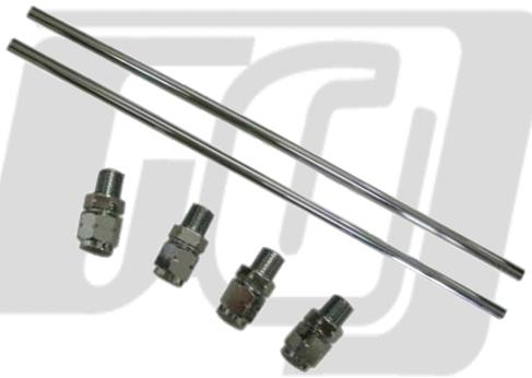 搖臂用機油油管(電鍍)