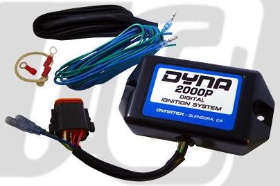 Dyna2000 點火控制模組 8 Pin