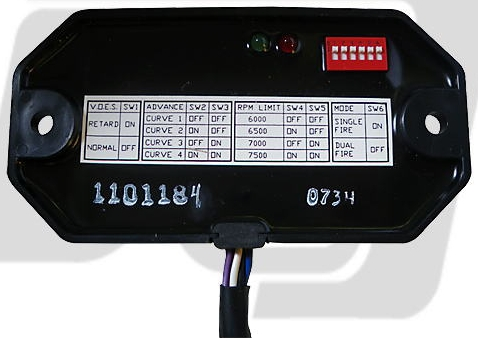 【GUTS CHROME】Dyna2000 點火控制模組 7 Pin - 「Webike-摩托百貨」