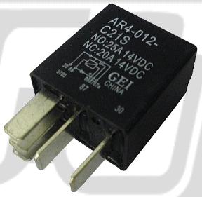 Micro 起動馬達繼電器