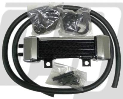 Jagg 鍍鉻機油冷卻器套件